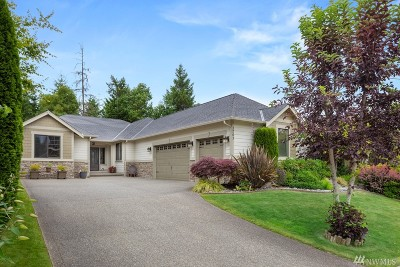 Gig Harbor Single Family Home For Sale: 3703 118th St Ct NW