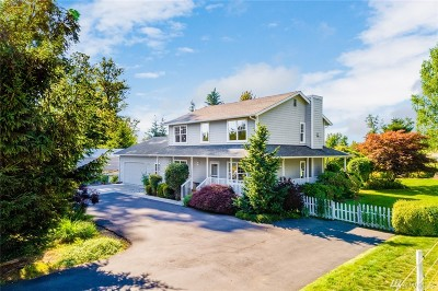 Monroe Single Family Home For Sale: 24711 132nd St SE