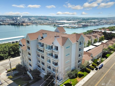 Tacoma Condo/Townhouse For Sale: 1 Broadway #414