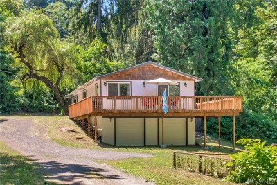 Port Orchard Single Family Home For Sale: 1060 Olney Ave E