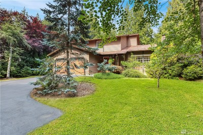 Woodinville Single Family Home For Sale: 22034 NE 175th St