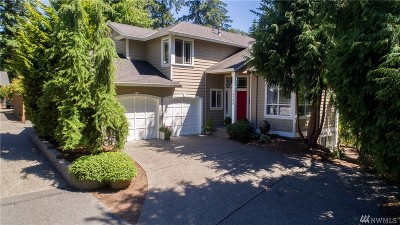 Kenmore Single Family Home For Sale: 16508 76th Ave NE