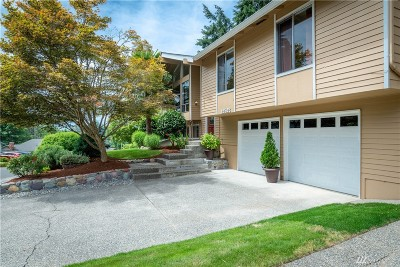 Kirkland Single Family Home For Sale: 12528 NE 134th Place