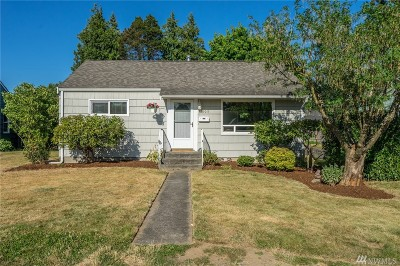 Bellingham WA Single Family Home For Sale: $412,900