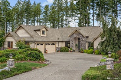 Gig Harbor Single Family Home For Sale: 2209 122nd St NW