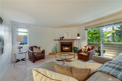 Edmonds Condo/Townhouse For Sale: 8418 240th St SW #A-201