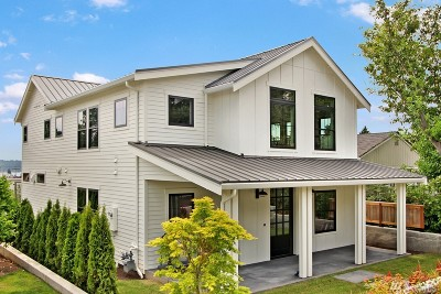 Kirkland Single Family Home For Sale: 305 9th Ave