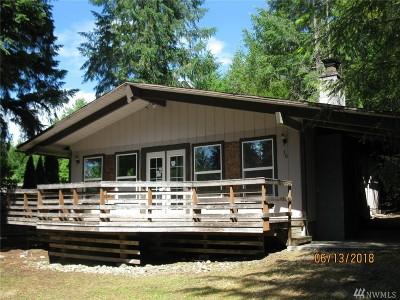 Mason County Single Family Home For Sale: 30 E Dorothy Ct