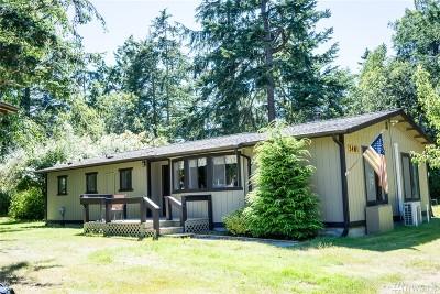 Coupeville Single Family Home Sold: 2481 Van Dam Rd