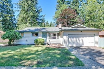 Everett Single Family Home For Sale: 13218 2nd Ave SE