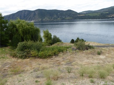 Chelan, Chelan Falls, Entiat, Manson, Brewster, Bridgeport, Orondo Residential Lots & Land For Sale: 38 Sunny Shores Lane