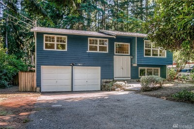Kirkland Single Family Home For Sale: 7611 NE 140th Place