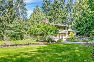 Bainbridge Island Single Family Home For Sale: 4586 Blakely Ct E