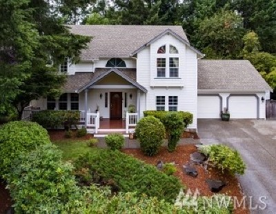 Gig Harbor Single Family Home For Sale: 7515 41st St Ct NW