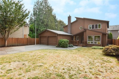 Mill Creek Single Family Home For Sale: 13628 42nd Ave SE
