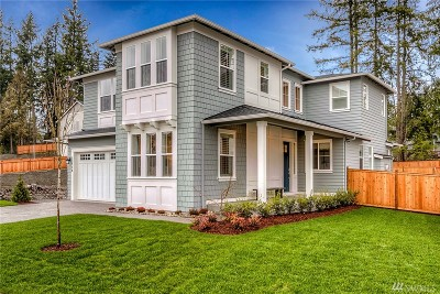 Maple Valley Single Family Home For Sale: 22734 SE 265th Place