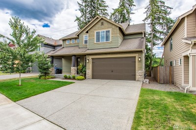 Maple Valley Single Family Home For Sale: 23861 SE 286th Place
