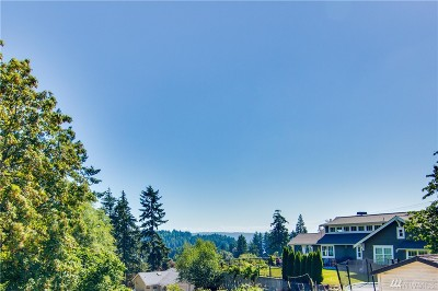 Gig Harbor Single Family Home For Sale: 3603 Butler Dr