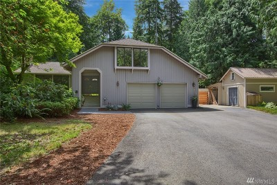 Issaquah Single Family Home For Sale: 24721 SE Mirrormont Way