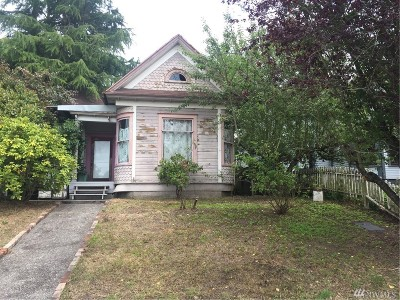 Whatcom County Single Family Home For Sale: 1470 Humboldt St