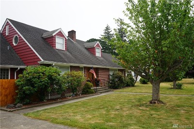 Chehalis Single Family Home For Sale: 1633 SW Snively Ave