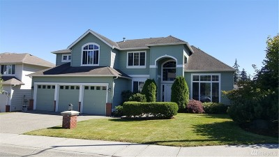 Lynnwood Single Family Home For Sale: 3410 169th St SW