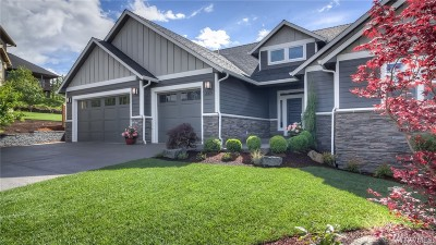Oak Harbor WA Single Family Home For Sale: $649,000