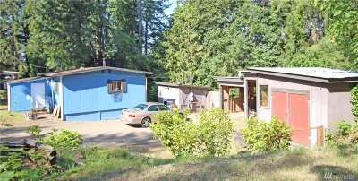 Gig Harbor Single Family Home For Sale: 6330 156th St NW