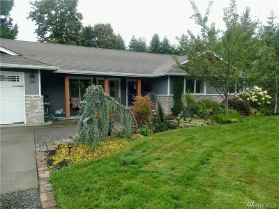 Tenino Single Family Home For Sale: 1717 155th Lane SW