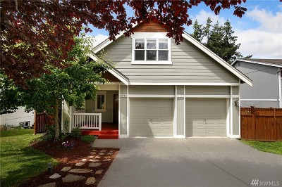 Marysville Single Family Home For Sale: 5810 77th Ave NE