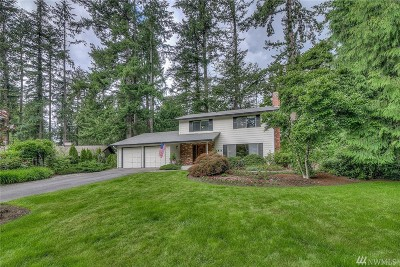 Gig Harbor Single Family Home For Sale: 4511 69th St Ct NW