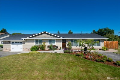 Skagit County Single Family Home For Sale: 3219 K Ave