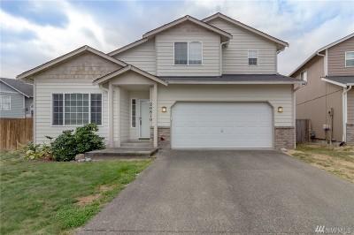 Spanaway Single Family Home For Sale: 20810 56th Av Ct E