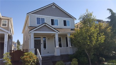 Spanaway Single Family Home For Sale: 1724 181st St E