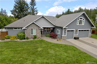 Olympia Single Family Home Contingent: 8831 SE Northland Lane