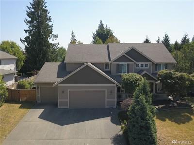 Bonney Lake Single Family Home For Sale: 12627 195th Av Ct E