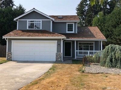 Spanaway Single Family Home For Sale: 7101 200th St Ct E