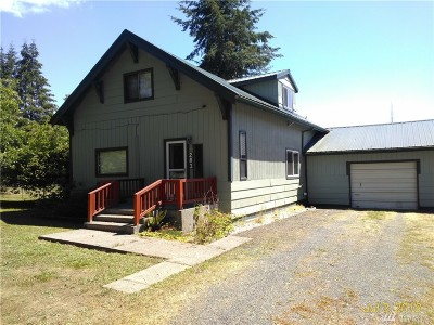 Chehalis Single Family Home For Sale: 283 Chilvers Rd