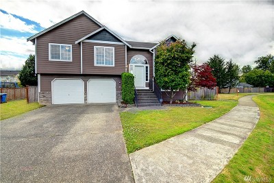 Puyallup Single Family Home For Sale: 17812 69th Av Ct E