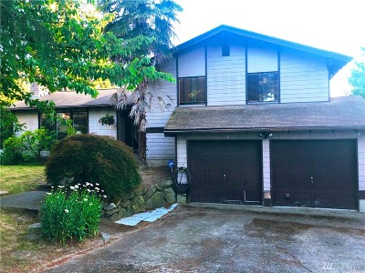 Kent Single Family Home For Sale: 3711 S 253rd Place