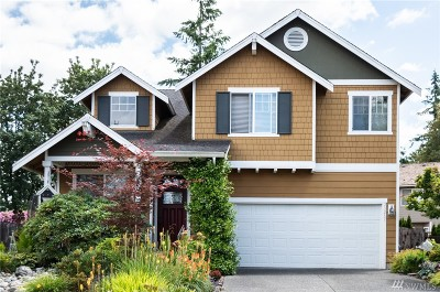 Maple Valley Single Family Home For Sale: 23237 SE 248th St