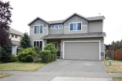 Olympia Single Family Home For Sale: 3241 Lady Fern Lp