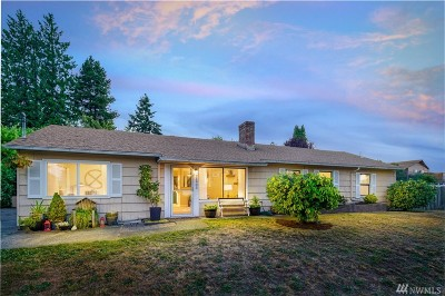 Seattle Single Family Home For Sale: 11905 S 64th Ave