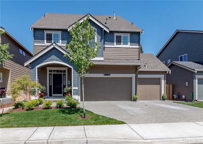 Puyallup Single Family Home For Sale: 8115 175th St E