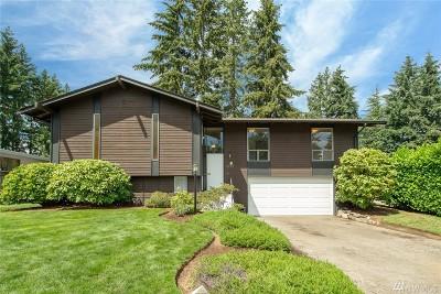 Bellevue Single Family Home For Sale: 2103 168th Ave NE