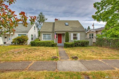 Auburn Single Family Home For Sale: 619 8th St SE