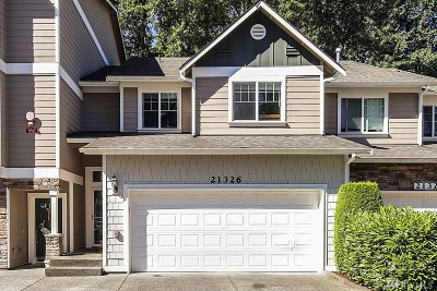 Bothell Single Family Home For Sale: 21326 11th Dr SE