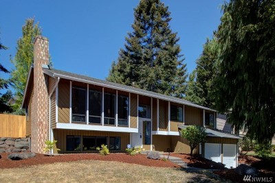 Federal Way Single Family Home For Sale: 32229 44th Place SW