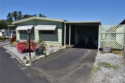 Bellingham Mobile Home For Sale: 1200 Lincoln St #268