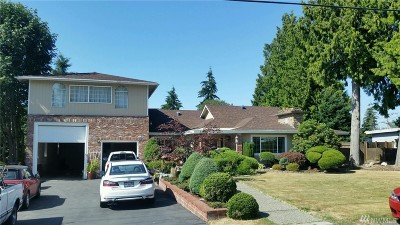 SeaTac Single Family Home For Sale: 4044 S 175th St